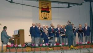 HHF Herbstkonzert 2005 - Männerquartett