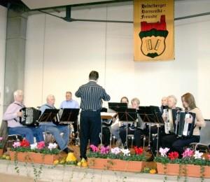 HHF Herbstkonzert 2005 - Orchester