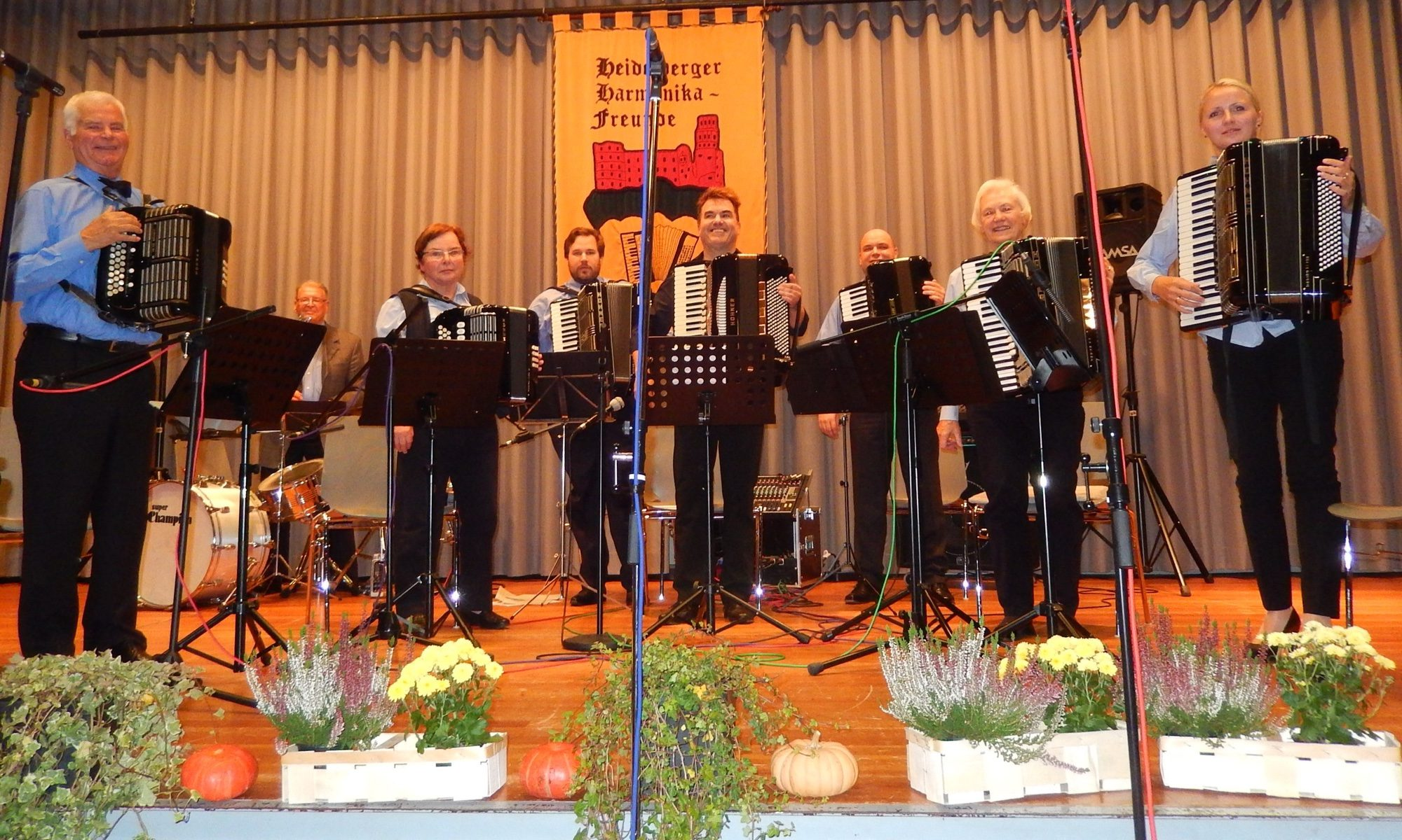 Heidelberger Harmonika-Freunde e.V.